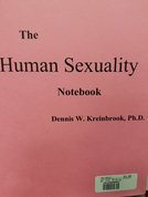 THE HUMAN SEXUALITY NOTEBOOK (Pink Cover)