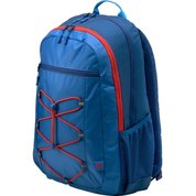 "Backpack 15.6"" blue/red"