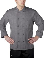 Chef Coat ACF Logo Right Sleeve