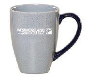Mug Graystone 16 oz. cobalt blue